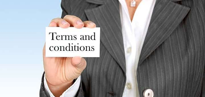 Terms and Conditions - Green Yard Magazine