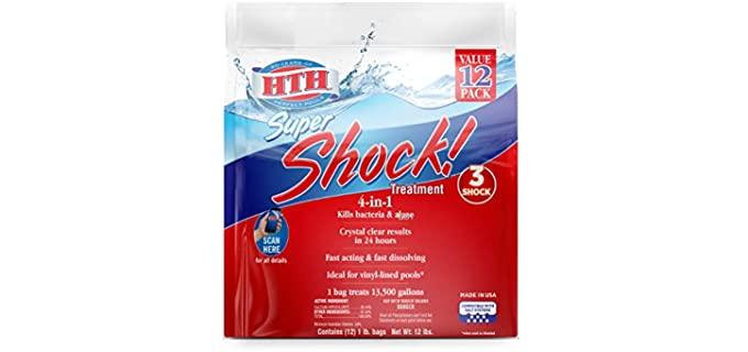 Pool Shock Package