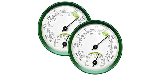 greenhouse Hygrometers and Thermometers
